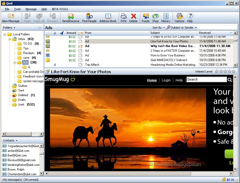 Click to view Qixit 1.0.3 screenshot